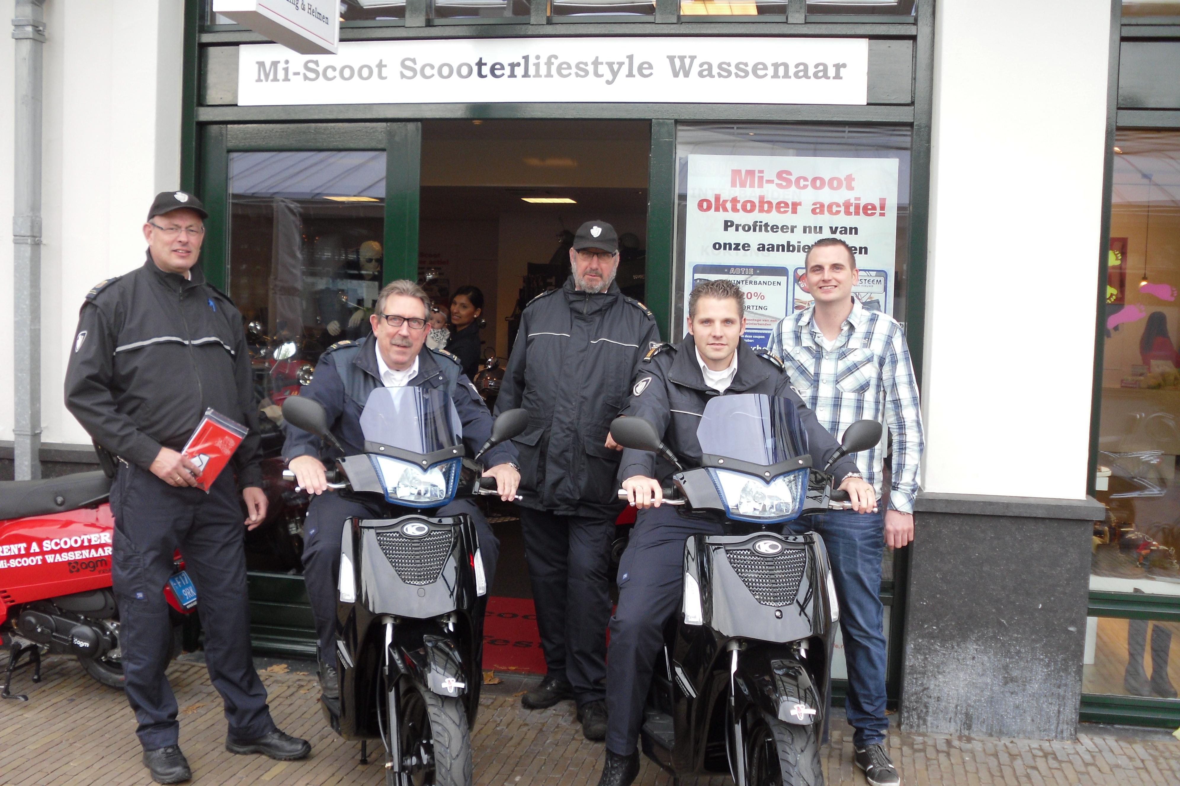 Gemeente Wassenaar kiest voor Mi-Scoot