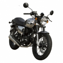 AGM Caferacer Luxury 50 Chroom