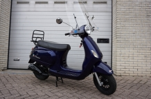 Mi Inverno Snorscooter 2017 incl windscherm