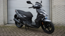 Kymco Agility 16 + bromscooter 2020