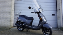 Sym Fiddle 2 Special Bromscooter 2020