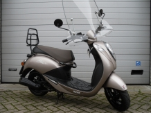 Sym Mio Snorscooter 2015