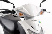 Kymco Delivery Euro 4